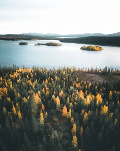 Magnificent Landscape Photography in Finland by Jukka Paakkinen