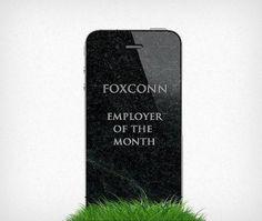 za svakog po nesto #steve #apple #jobs #foxconn