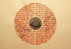Domenico Romeo #calligraphy #eyes #illustrations #birds #eye