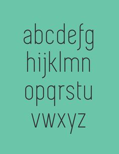 Simplifica Free Typeface