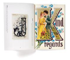 Misc_Obsess-3 #lettering #retro #illustration #vintage #illumination