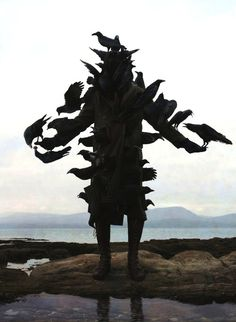"""Bird Man"" by Nicholas Kahn & Richard Selesnick"