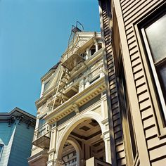 """Houses"" San Francisco"