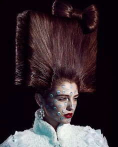 Vibrant Fashion and Beauty Photography by Jamie Nelson