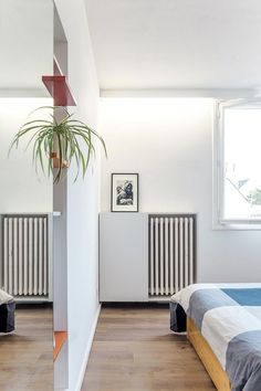 65 sqm Flat Refurbished by Edouard Brunet and Julie Duchateau 6