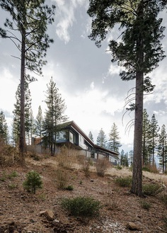 Truckee House by John Maniscalco Architecture 11