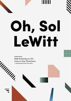 Oh, Sol LeWitt