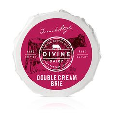 Divine Dairy - TheDieline.com - Package Design Blog #packaging