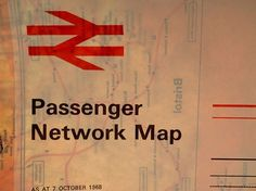 Wallace Henning - Notes #british #design #graphic #colours #map #transport #rail
