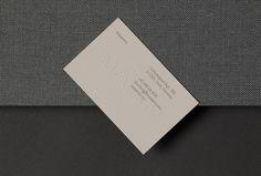 Maaemo by Bielke&Yang #business card #print