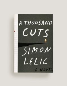 Christopher Brand #chris #thousand #book #cuts #cover #illustration #brand