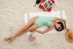 Anthropologie Launches Summer 2011 Swimwear #summer