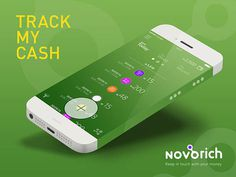 Track My Cash Mobile App