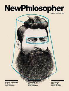 Studio Patten, newphilosopher studiopatten.com #illustration #australia #newphilosopher #studiopatten