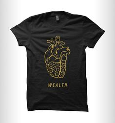 Billionaire Boys Club x Ollie Magazine Design Contest on Behance #heart #shirt