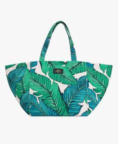 Tropical XL Tote Bag - Wouf