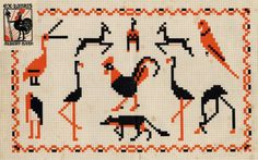 Present&Correct #pattern #stitch