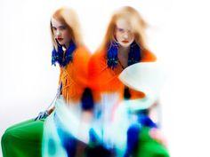 Yingzhi Luo – Chi Chi, Graduate Collection 2011 #fashion
