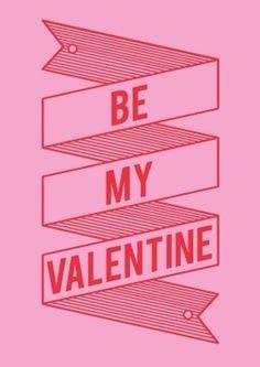 Valentines Card #print #graphic design #banner #card #valentine #valentines
