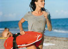 Emily Didonato by Dan Martensen for Double Magazine #sexy #model #girl #swimwear #photography #summer #bikini #fashion