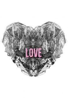 Google Reader (1000+) #heart #diamond #stone #love