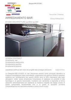 ISSUU - Arredamento bar contract by Ivan Saccomani #ristoranti #architetto #birreria #studio #negozi #hotel #gelaterie #arredo #an #alberghi #design #pasticcerie #per #bar #bed #tabaccherie #local #breakfast #arredamenti #genova #arredare #architettura