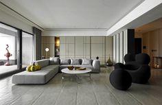 Apartment in Tamsui City Taiwan - #decor #interior #home
