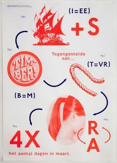 Adriaan Mellegershttp://www.adriaanmellegers.com #design #type #poster #design #type #poster