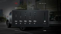 KIA Website Concept / Pitch on Behance #mixer