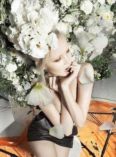 Simone by Henryk for Fashion Gone Rogue | Cuded #fashion #simone #henryk