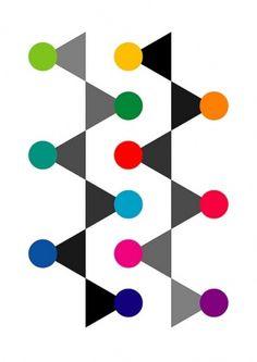 Plein D'allant   Flickr - Photo Sharing! #pattern #design #graphic #texture #basic