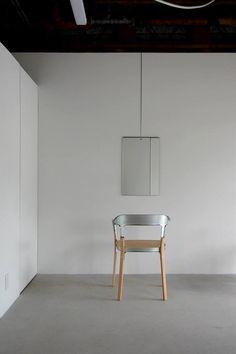 Folk by NAUT #interior #hair #salon #minimalism
