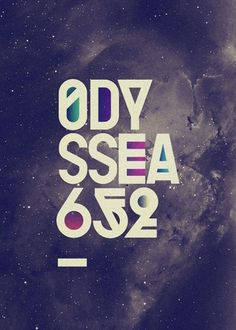 Print Inspiration From Designers For Designers #space #poster