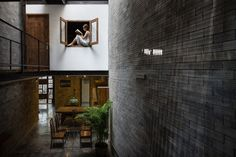 Vietnamese House Designed for a Buddhist Family