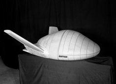 FFFFOUND! | NASA's Model Spacecraft, 1960s | Retronaut #space