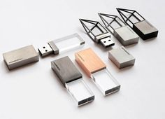 Empty Memory 4GB USB Drive | Cool Material #simple #usb