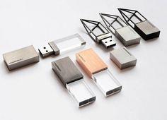 Empty Memory 4GB USB Drive | Cool Material #simple #usb