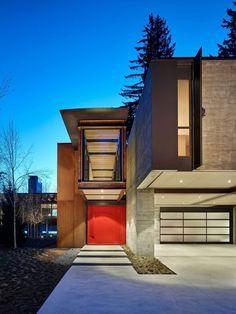 Whistler Ski Retreat by Olson Kundig Architects 19