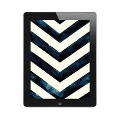 Image of Water Color Chevron | iPad & iPad Mini Wallpaper
