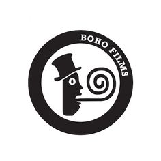 Boho Films Distribution Company on the Behance Network #logo #corporate #identity #bohemian
