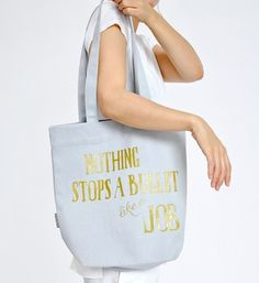 urban taster | stuff we like #fashion #tote #typography