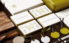 Kevin Cantrell Design/ Hawthorne and Wren #card #business #stationery