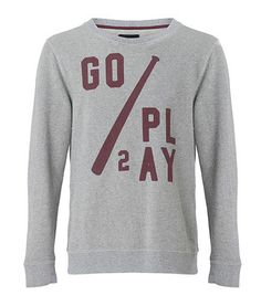 Sweatshirt #samsoe #sweatshirt #shirt #play #tee #sweat #baseball #fashion
