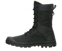 Maharishi Tactical - BLACK #maharishi #boots #palladium