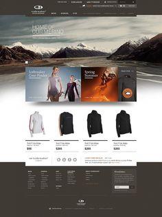 Icebreaker Pitchwork - Tofslie Inc. | The Creative Studio of Edwin Tofslie - Creative Direction, Art Direction, Ideas, Design, Interactive, #web