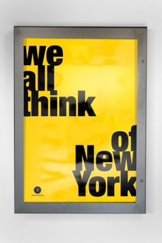 The works of Rodrigo Vejar #supermodernism #yellow #poster #modernism #helvetica