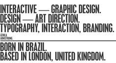 Áthila Armstrong #typography