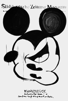 manystuff.org — Graphic Design daily selection » Blog Archive » Unplugged. Bureau Mirko Borsche. Design Works! #design chaos disney