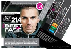 BEST OF FACE 2012 on the Behance Network #advertisment #design #graphic #maurizzio