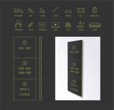 Wayfinding | Signage | Sign | Design | 公寓楼标识